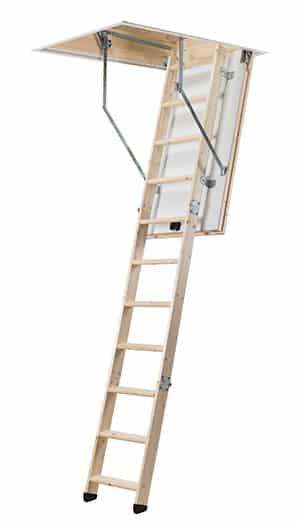 Escalera escamoteable de tramos C3T Iso
