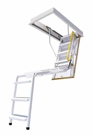 Escalera escamoteable por tramos EM3 ISO
