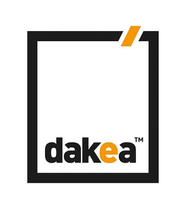 Logotipo Ventanas Dakea