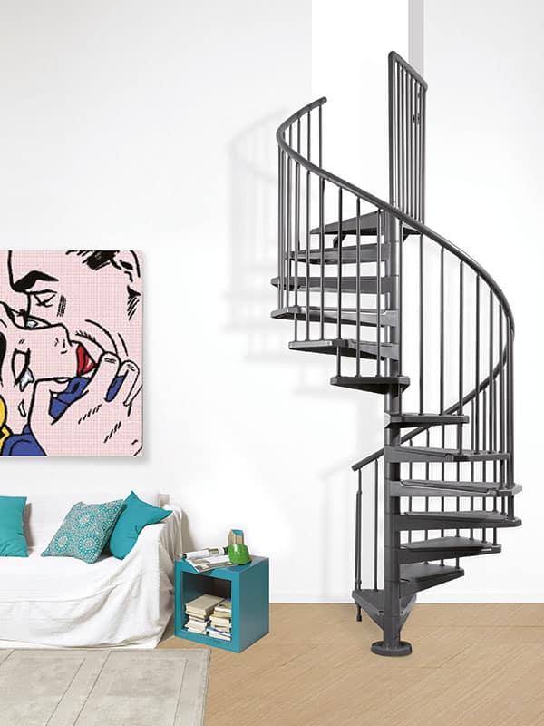 Escalera de caracol Magia 50