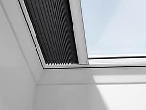 Cortina para ventana VELUX de cubierta plana