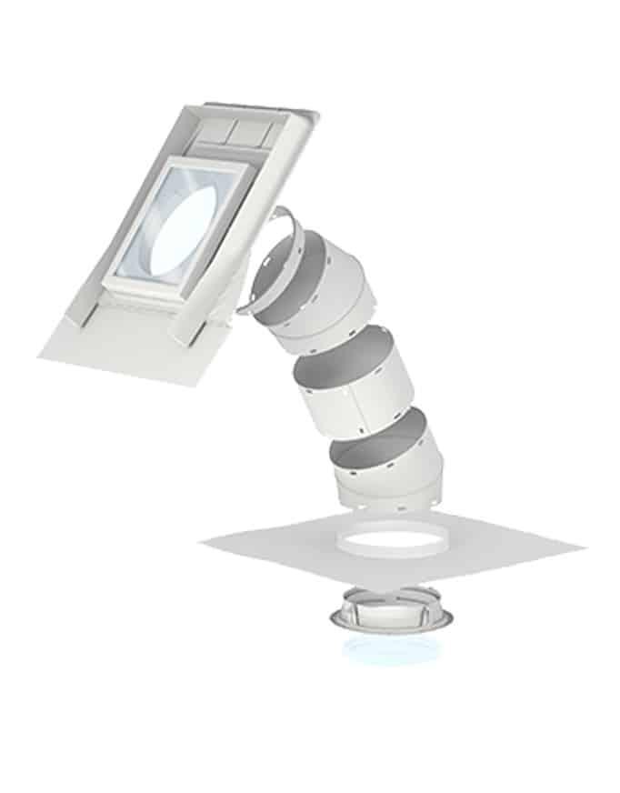 Tubo solar flexible VELUX