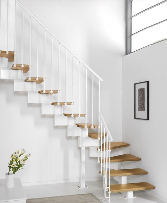 Escalera de rampa Magia 90