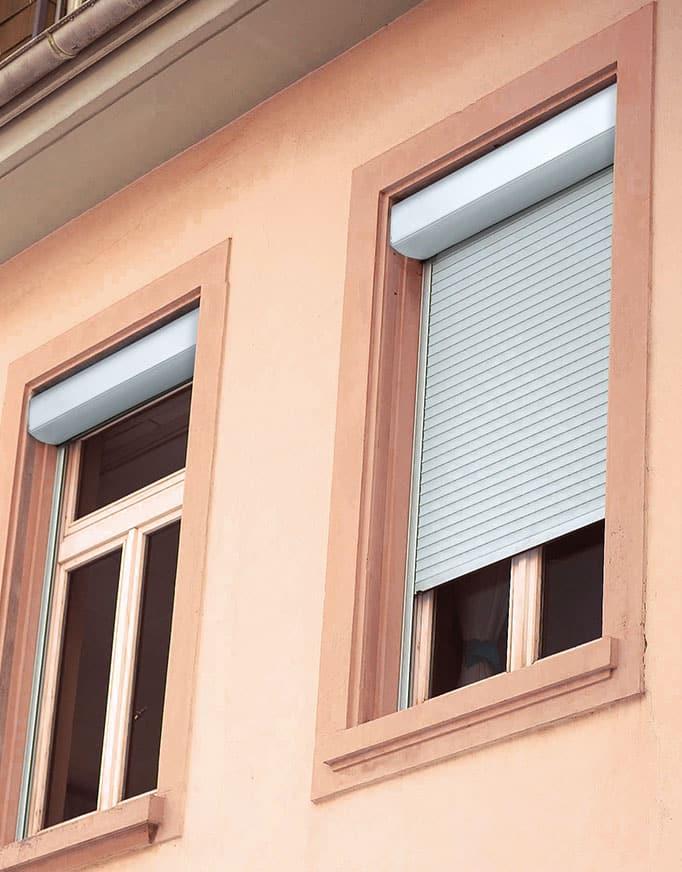 Bubendorff solares , la persiana sin obras