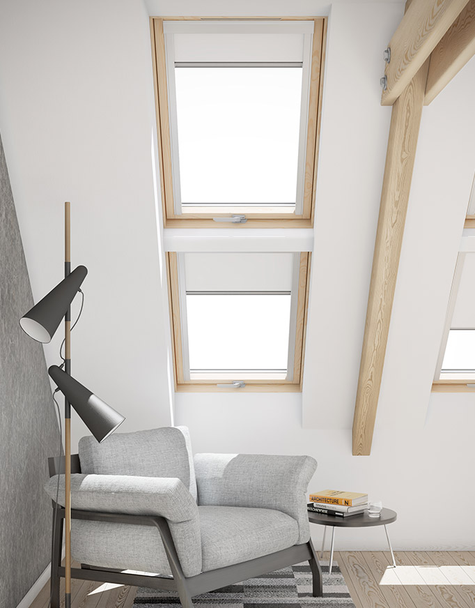 DAKEA, la ventana de tejado para el profesional